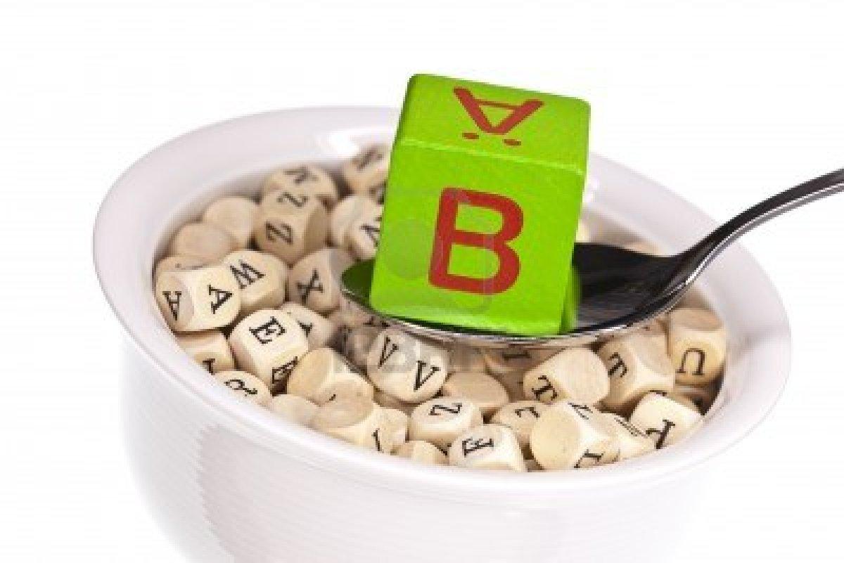 Vitaminas del grupo B: exceso