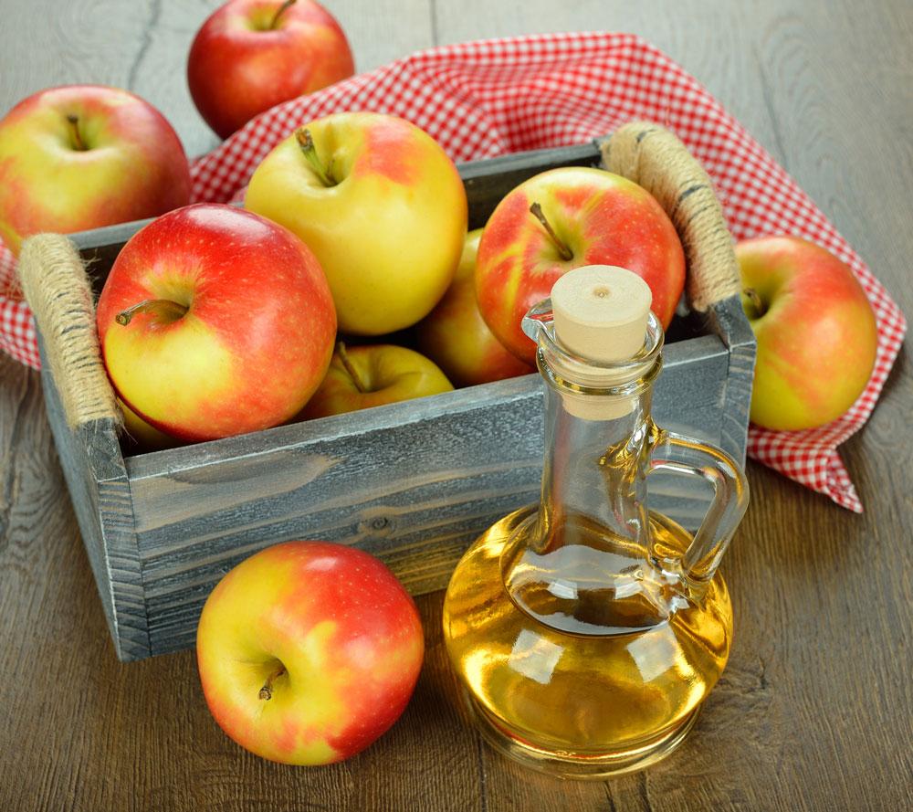 Vinagre de manzana propiedades