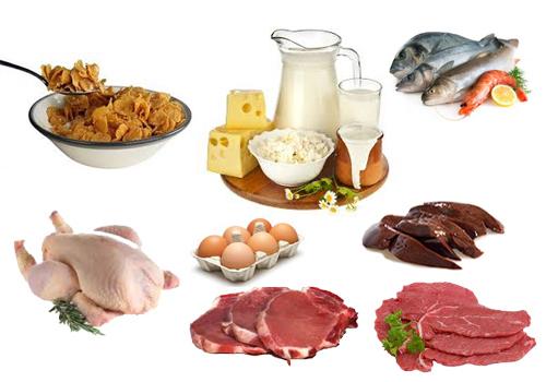 Alimentos ricos en vitaminas b - Alimentos ricos en b1 ...