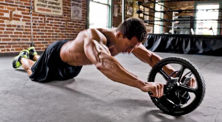 Aparato para hacer ejercicio de abdomen