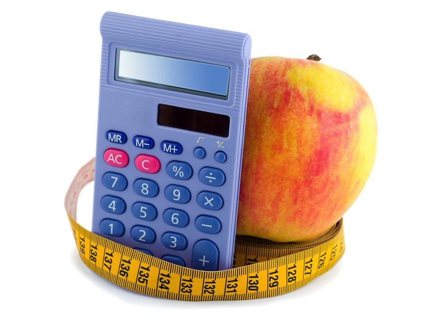 Cómo contar calorías diarias