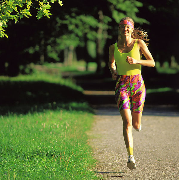Calorías quemadas al correr