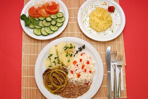 Comer sano y no bajar de peso
