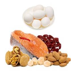 Cuáles son las comidas ricas en proteínas