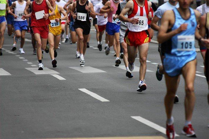 Consideraciones al correr media maratón