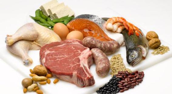 Dieta a base de proteínas
