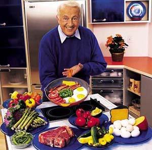 Dieta Atkins: menú semanal