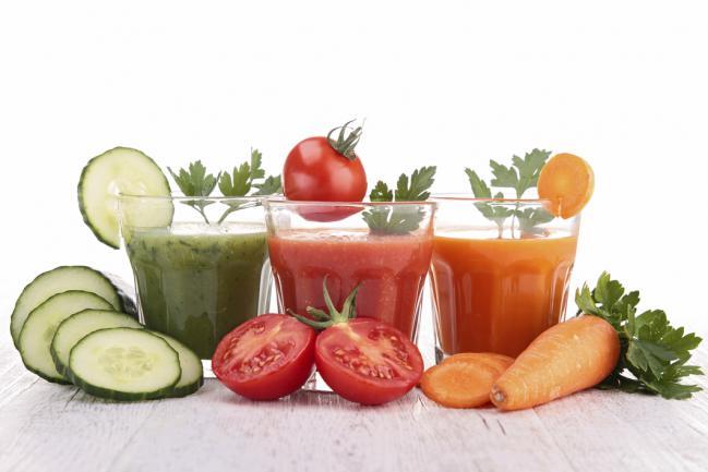Dietas para limpiar el hígado