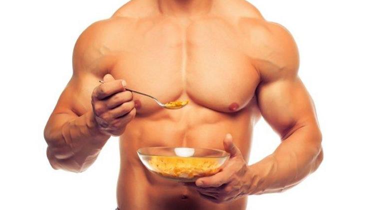 Dietas para volumen muscular para hombres