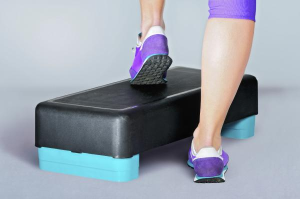 Ejercicios con Step Fitness