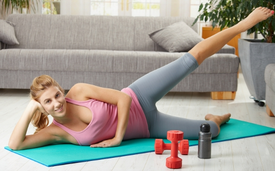 Ejercicios en casa para perder peso