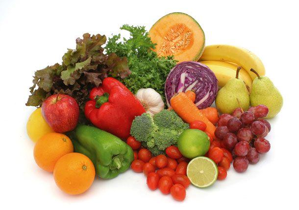 Pasos de la dieta disociada