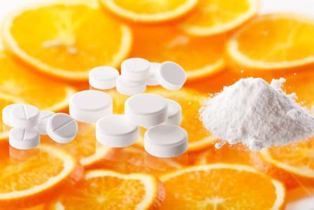 Exceso de vitamina C