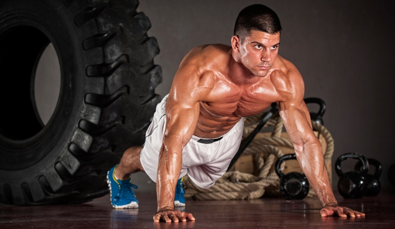 Rutinas de entrenamiento para definir músculos