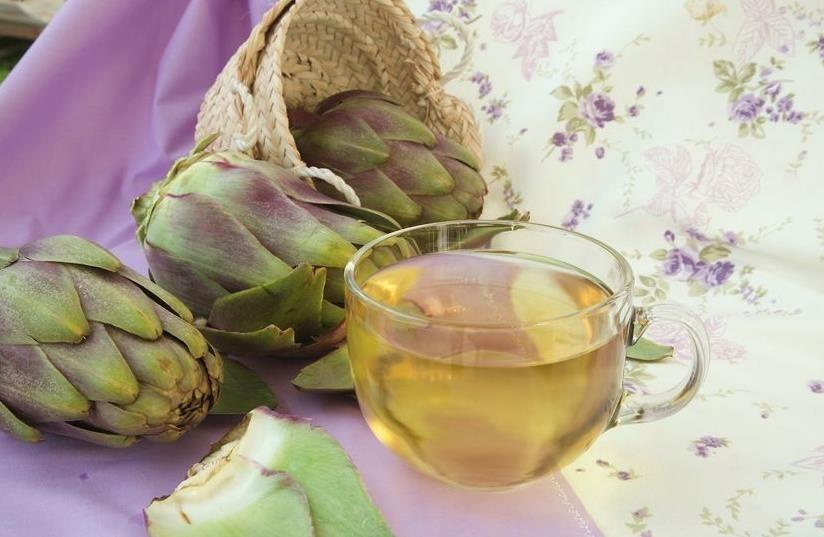¿Cuáles son los beneficios de la infusión de alcachofa?