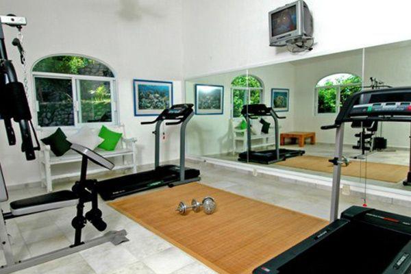 Cómo crear un gym en casa