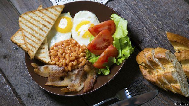 Desayuno para quemar grasa y aumentar musculo
