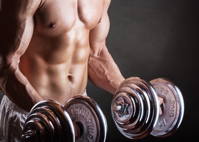 Rangos de repeticiones al entrenar