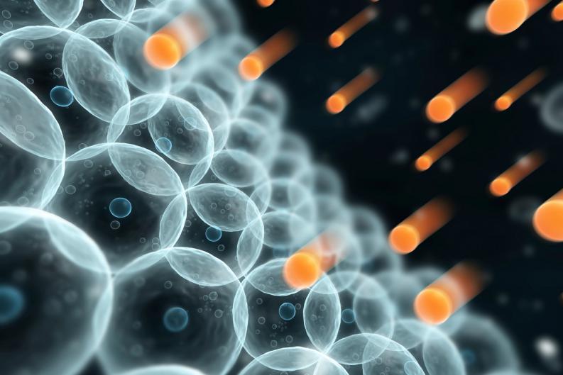 Relación de radicales libres, antioxidantes, y cáncer
