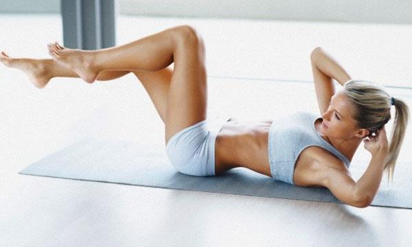 Rutina de abdominales para avanzados