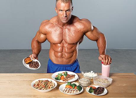 Dieta para aumentar masa muscular 3500 calorias