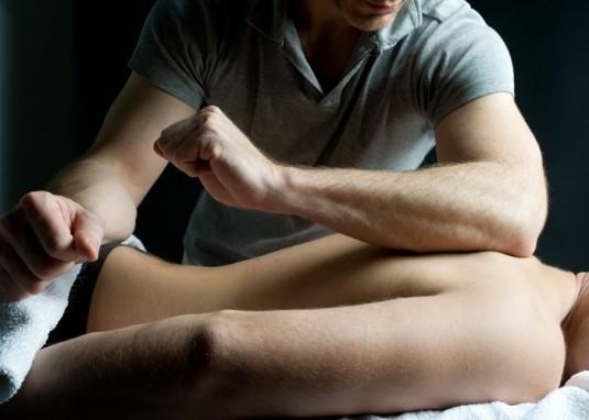 Beneficios de la práctica del masaje