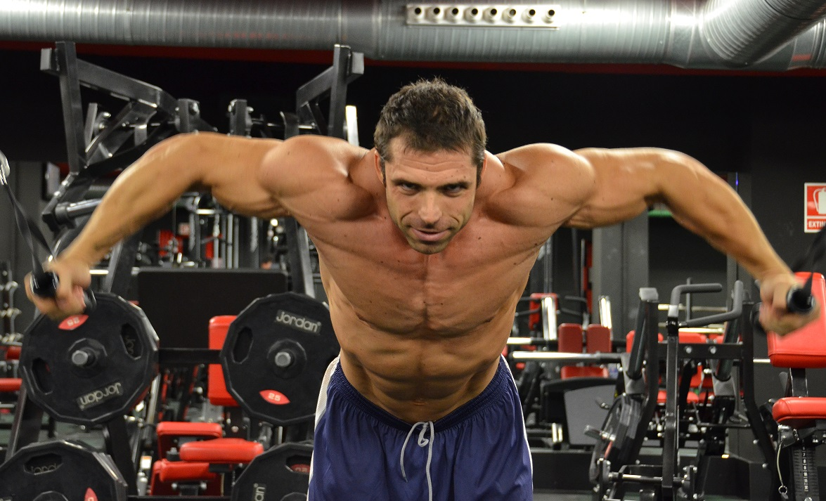 Frecuencia al entrenar para ganar masa muscular