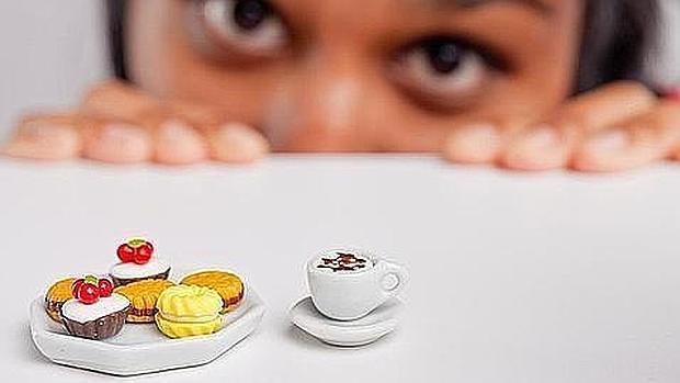 Relación con el consumo de pocas calorías y la esperanza de vida