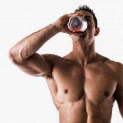 Cómo tomar proteínas ¿en leche o en agua?