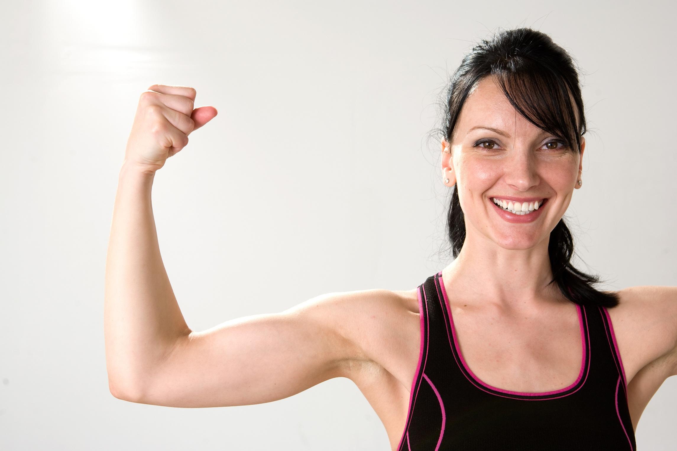 Ejercicios para brazos adecuados y efectivos