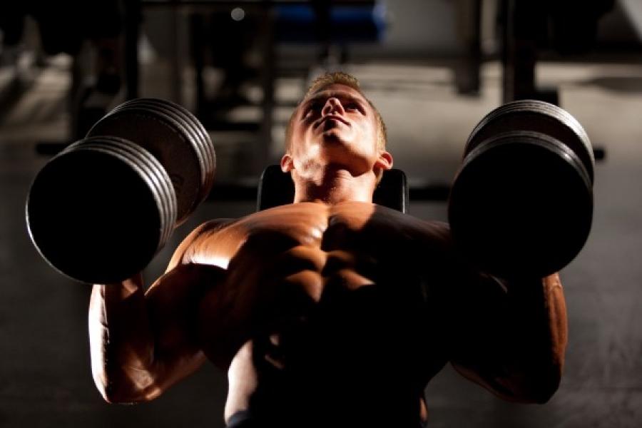 Rutina de entrenamiento de fuerza y resistencia