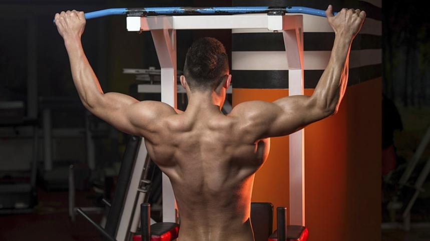 Ejercicios para la espalda alta en casa