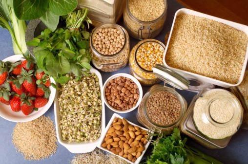 Alimentos ricos en proteína para vegetarianos