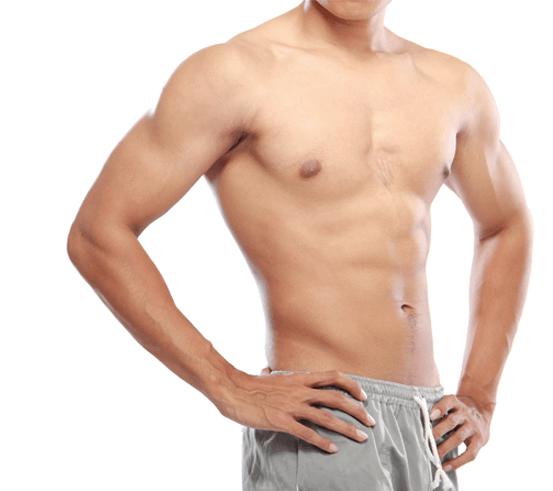 Consejos para eliminar grasa en los pectorales