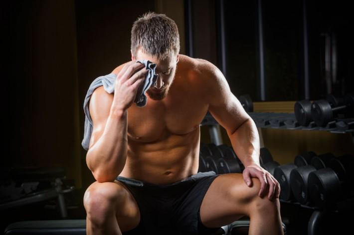 falla en tu rutina de entrenamiento