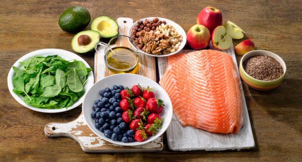 alimentos buenos para el corazon