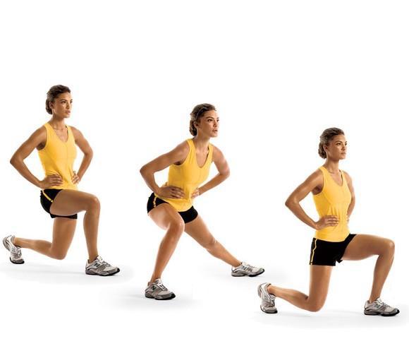 mejores ejercicios sin pesas