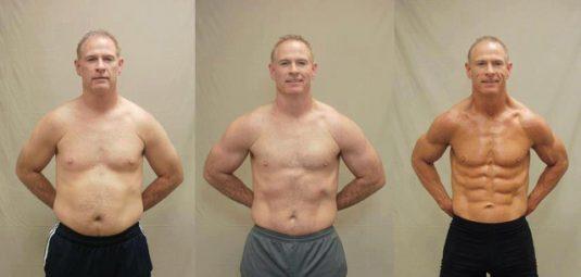 ganar músculo sin grasa