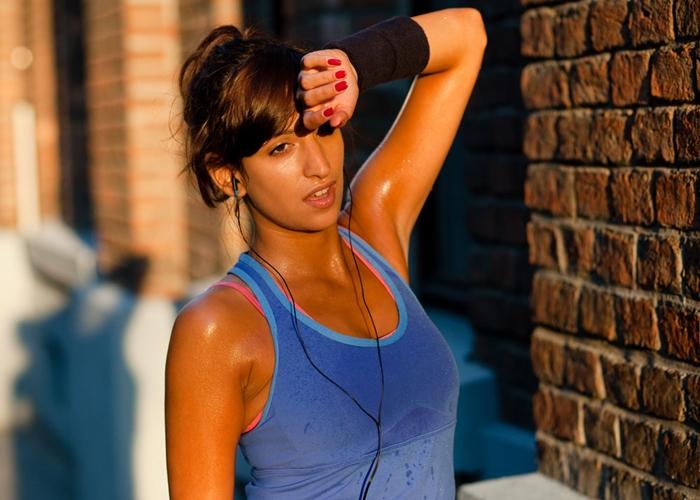 ¿Sudar nos hace perder masa muscular
