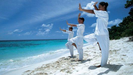 ¿Sufres de estrés? Descubre los beneficios del Tai Chi