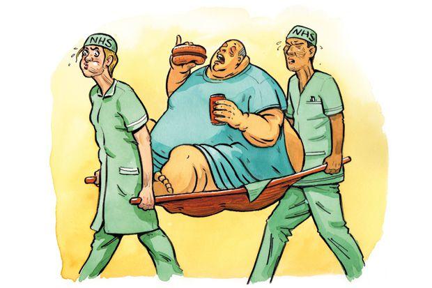 Consecuencias de la obesidad: Una epidemia que no para de crecer