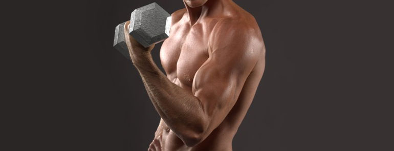 Ejercicios con mancuernas para biceps