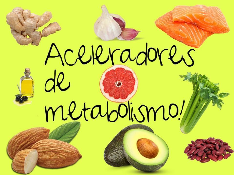 8 alimentos metabólicos