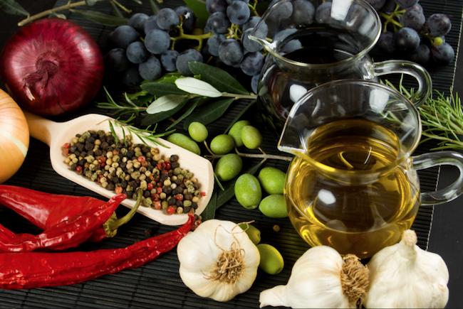 En que consiste la dieta mediterránea