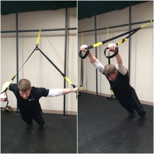Como realizar las flexiones del arquero