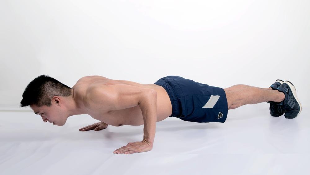 Errores más comunes al hacer flexiones