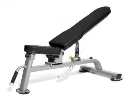 Fortalece tus dorsales con el remo asistido
