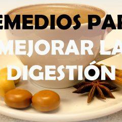 Los mejores remedios naturales para aliviar la digestión