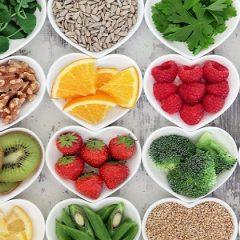 10 Antioxidantes naturales