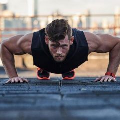 4 ejercicios de CrossFit para hacer en casa y estar en forma rapidamente